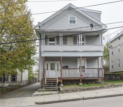 Woonsocket Multi Family Home For Sale: 32 Grove St