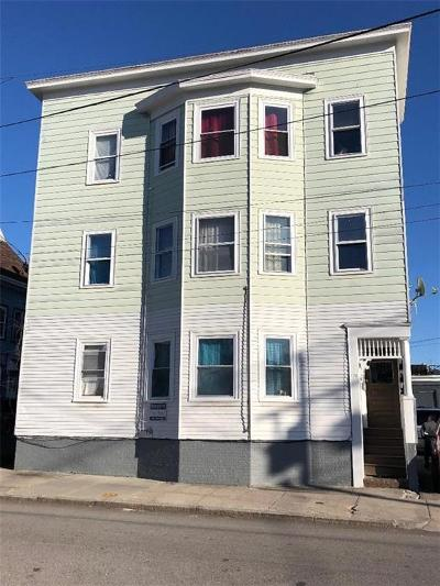 Central Falls Multi Family Home For Sale: 138 Sumner Av