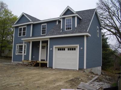 Warwick Single Family Home For Sale: 85 Charlestown Av