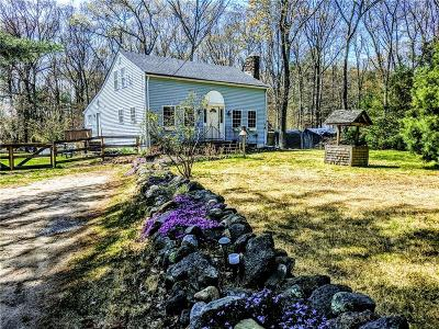 West Greenwich Single Family Home For Sale: 139 Victory Hwy