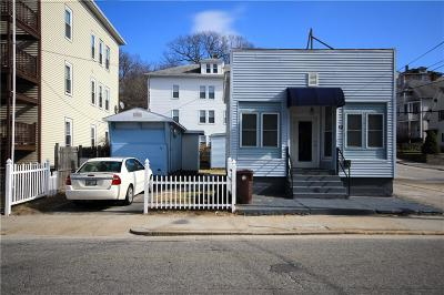 Woonsocket Multi Family Home For Sale: 42 Transit St