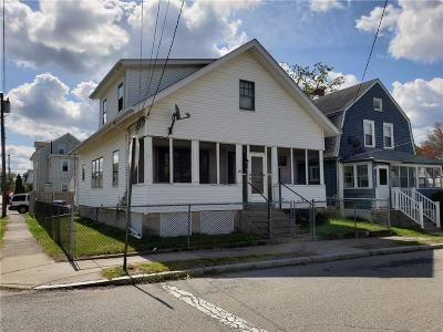 East Providence Single Family Home For Sale: 140 Second St