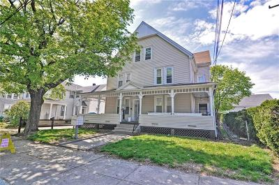 Woonsocket Multi Family Home For Sale: 131 Grove St