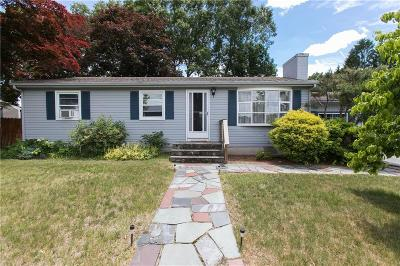 West Warwick Single Family Home Act Und Contract: 12 Old Carriage Rd