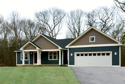 Washington County Single Family Home For Sale: 0 - Lot 6 Matthius Lane