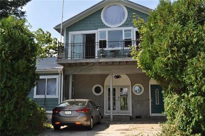 Warwick Single Family Home For Sale: 55 Hale Av