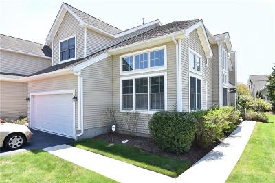 West Warwick Condo/Townhouse Act Und Contract: 7 Sandpiper Dr