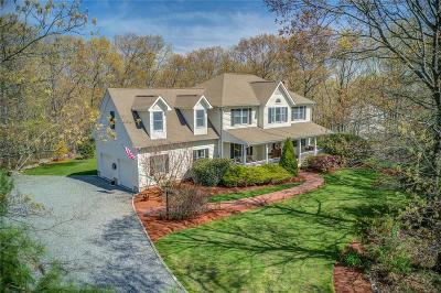Kent County Single Family Home Act Und Contract: 24 Greenridge Ct