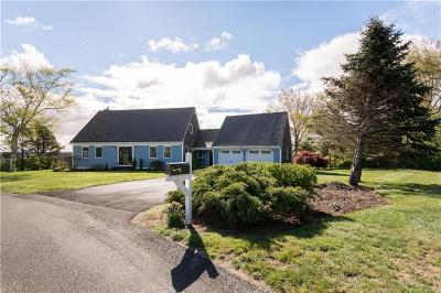 Newport, Middletown, Portsmouth Single Family Home For Sale: 91 Roger Williams Ct