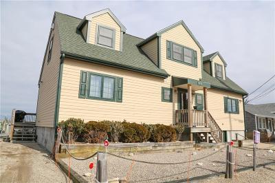 Narragansett Multi Family Home For Sale: 1159 Succotash Rd