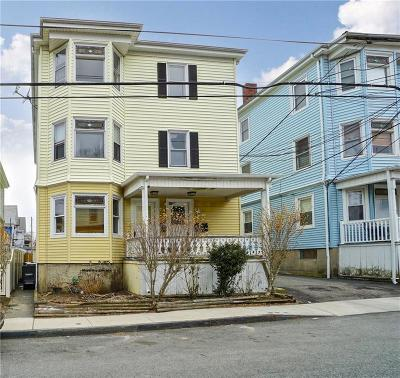 Newport Condo/Townhouse For Sale: 98 - .5 Warner St, Unit#2 #2