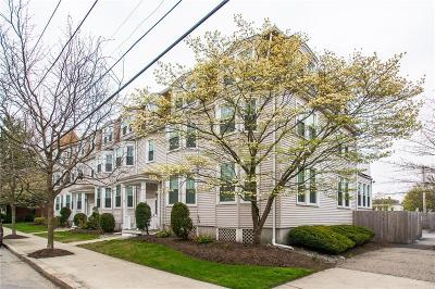 Providence Condo/Townhouse For Sale: 8 Slocum St, Unit#21 #21