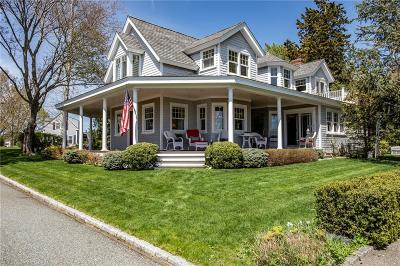 Warwick Single Family Home Act Und Contract: 1123 Buttonwoods Av