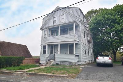 North Providence Multi Family Home Act Und Contract: 26 Morgan Av