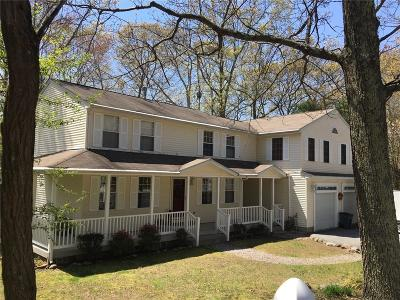 North Kingstown Single Family Home For Sale: 191 Camp Av