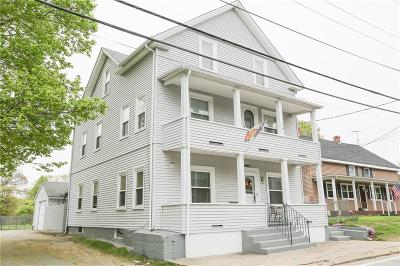 Burrillville Multi Family Home Act Und Contract: 1005 Victory Hwy