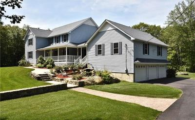 Coventry Single Family Home For Sale: 2389 Victory Highway