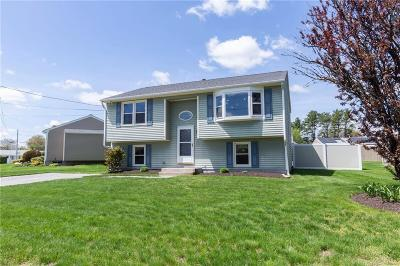 Single Family Home Act Und Contract: 16 Mallory Ct