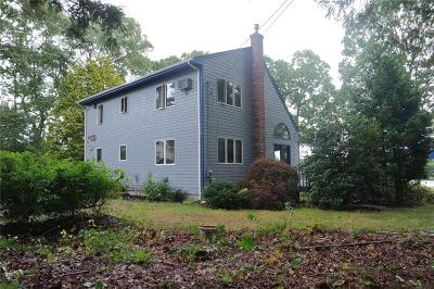 Narragansett Single Family Home For Sale: 99 Beach Plum Rd
