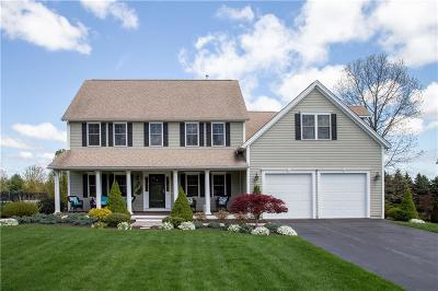 North Kingstown Single Family Home Act Und Contract: 177 Delano Dr