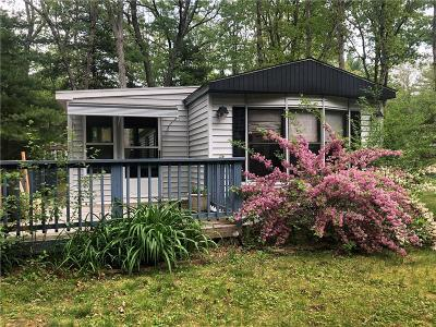 Coventry Single Family Home For Sale: 1 Freedom Wy