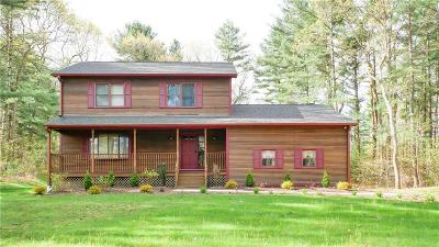 North Kingstown Single Family Home For Sale: 30 Indian Corner Rd