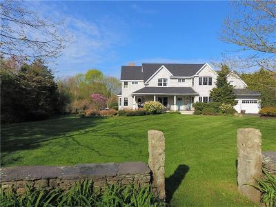 South Kingstown Single Family Home For Sale: 119 Kettle Pond Dr