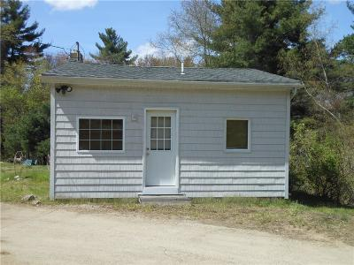 Scituate Single Family Home For Sale: 1507 Plainfield Pike