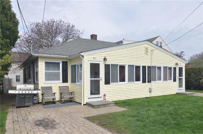 Narragansett Multi Family Home For Sale: 19 Ashbrook Rd
