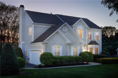 Warwick Single Family Home For Sale: 105 Castle Rocks Rd