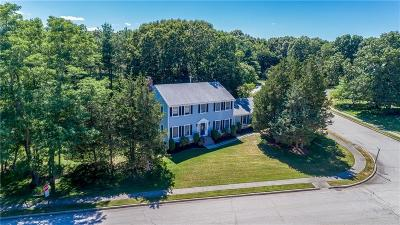 Warwick Single Family Home For Sale: 251 Larchwood Dr