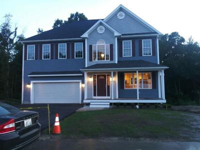 Woonsocket Single Family Home For Sale: 1137 - Lot 7 Diamond Hill Rd