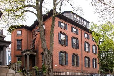 Condo/Townhouse Act Und Contract: 281 Benefit St, Unit#a #A