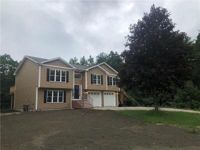 Coventry Single Family Home For Sale: 911 Plainfield Pike