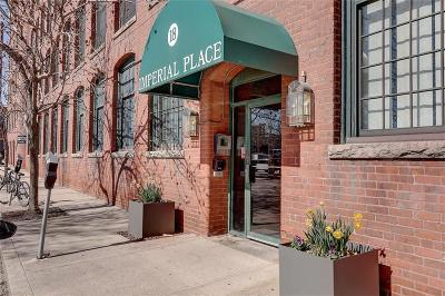 Providence Condo/Townhouse Act Und Contract: 28 Bassett St, Unit#4d #4D