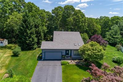 Smithfield Single Family Home For Sale: 13 Summer Ct