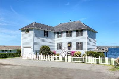 Portsmouth Single Family Home Act Und Contract: 39 Bayside Av