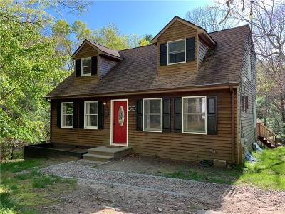 South Kingstown Single Family Home For Sale: 304 Shannock Rd