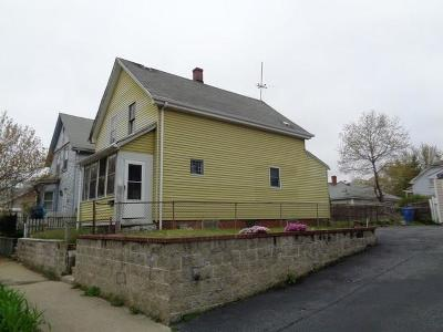 Cranston Single Family Home Act Und Contract: 213 Smith St