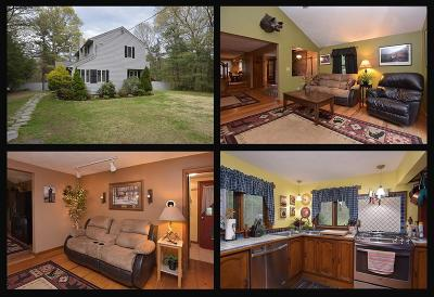 Smithfield Single Family Home Act Und Contract: 555 Log Rd