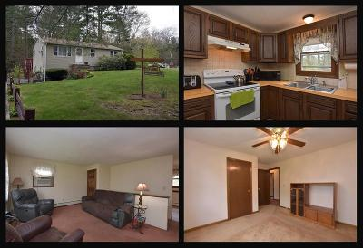 Glocester Single Family Home For Sale: 42 Harrisville Rd