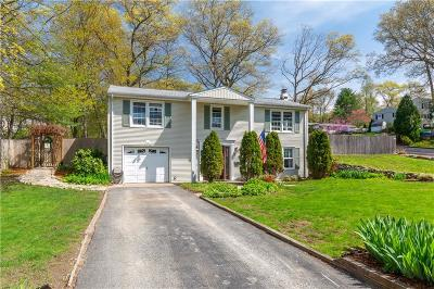 Coventry Single Family Home Act Und Contract: 2 Lloyd Dr