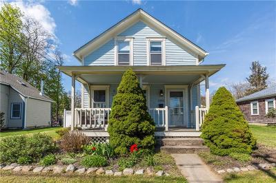 South Kingstown Single Family Home For Sale: 1261 Kingstown Rd