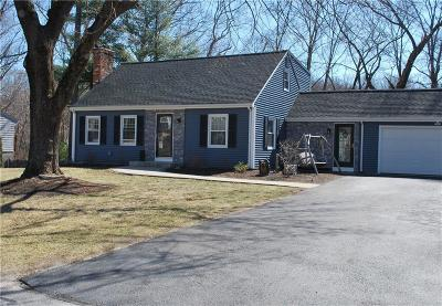 Cumberland RI Single Family Home For Sale: $389,900