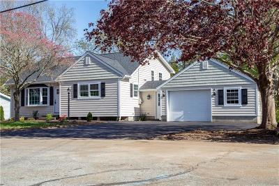 Westerly Single Family Home For Sale: 50 Riverdale Rd