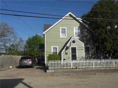 West Warwick Multi Family Home For Sale: 29 Eddy St