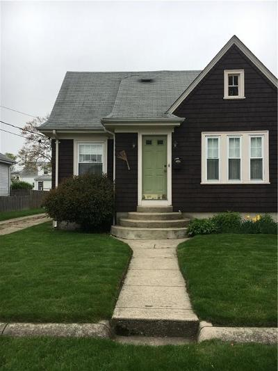Pawtucket Single Family Home For Sale: 46 Thurber St