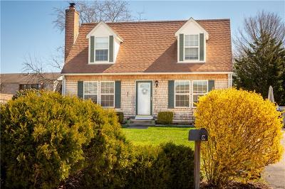Westerly Single Family Home For Sale: 6 Peabody Ct