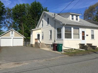 Woonsocket RI Single Family Home Act Und Contract: $219,900