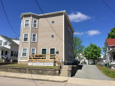 Woonsocket RI Multi Family Home For Sale: $279,900